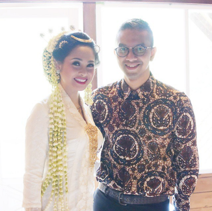 Wedding of Andien Aisyah by SVARNA by IKAT Indonesia Didiet Maulana - 008