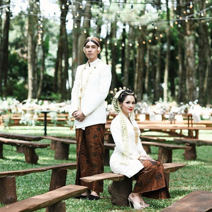 Wedding of Andien Aisyah by SVARNA by IKAT Indonesia Didiet Maulana - 001