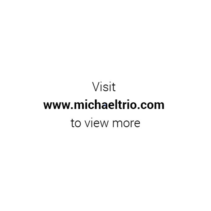 MT Eternity Rings by Michael Trio - 015
