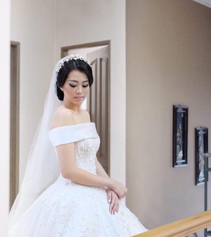 Romantic Wedding of David & Nerissa by Jennifer Natasha - Jepher - 003