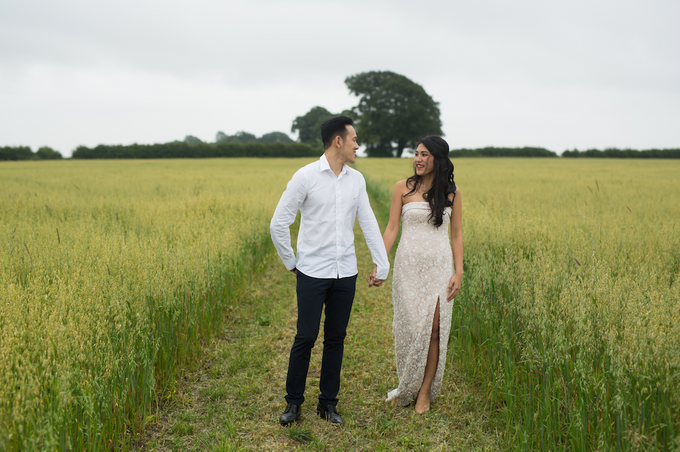 Richi & Amanda Pre-wedding by Jessica Tjiptoning - 004