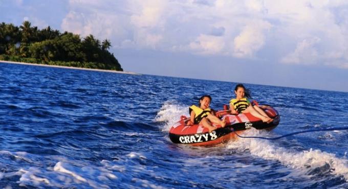 water sport activities by Plumeria Maldives - 002