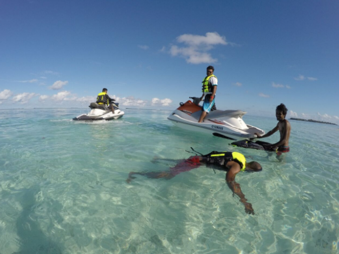 water sport activities by Plumeria Maldives - 001