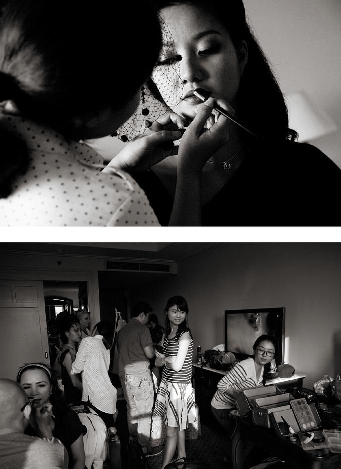 Behind the Scenes of a famous vietnamese couple in Sheraton saigon by CAN STUDIO - 002