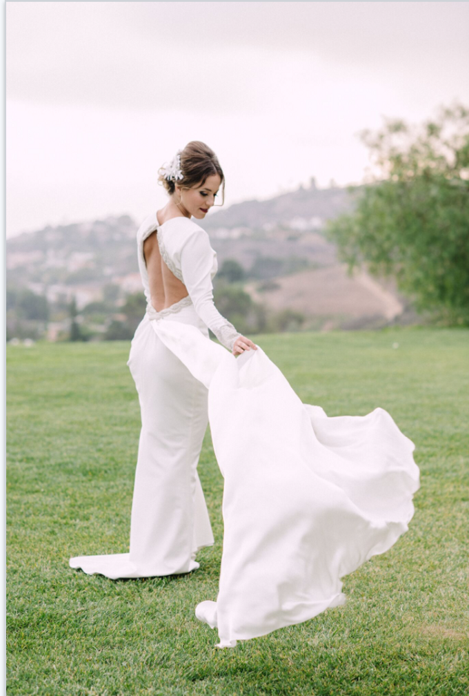 LA Bride by Face It Sugar - 009