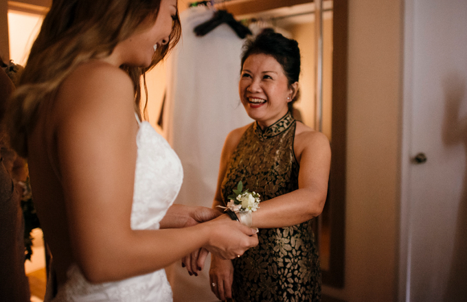 Wedding at Lewin Terrace by A. Floral Studio - 002
