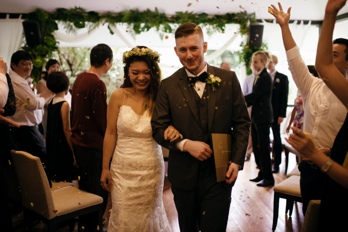Wedding at Lewin Terrace by A. Floral Studio - 003