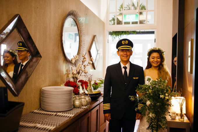 Wedding at Lewin Terrace by A. Floral Studio - 004