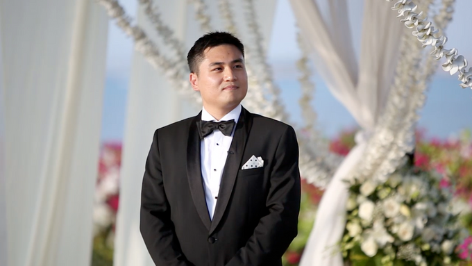 Becky and Bo Wedding at Ayana Resort Bali by Aile Studio