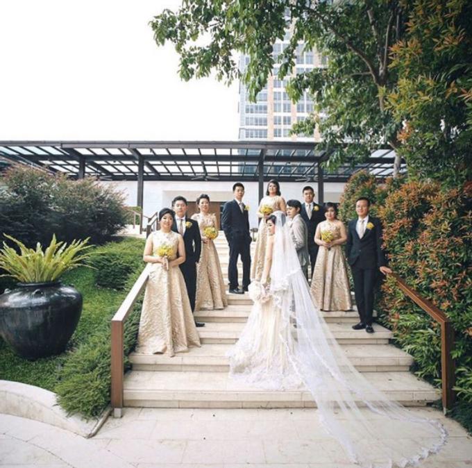 wedding of  Calvin and Marissa by Vivi Valencia - 003