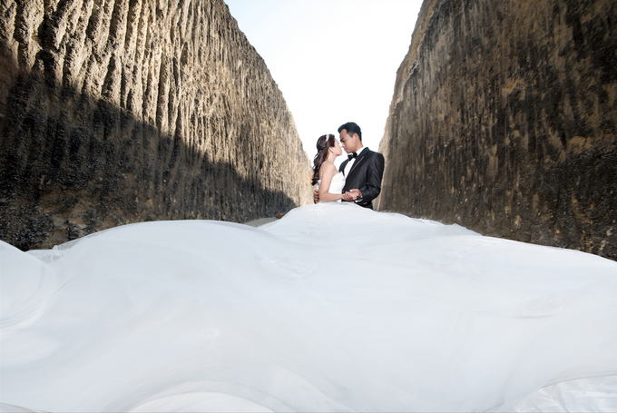 Fence & Indri by Michelle Ann Bridal House - 003