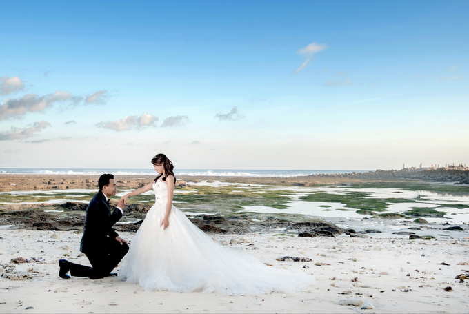 Fence & Indri by Michelle Ann Bridal House - 002
