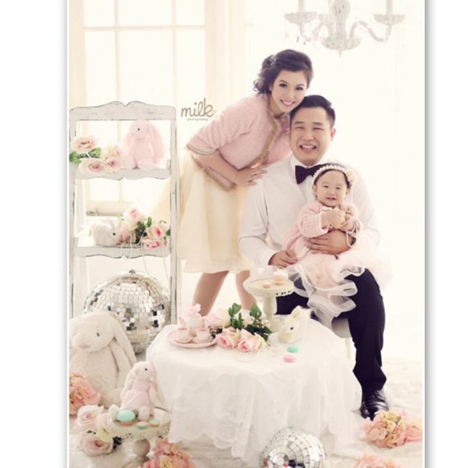 Family Photo by Xinxin Make Up - 001