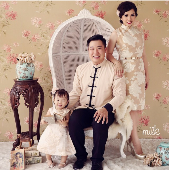 Family Photo by Xinxin Make Up - 002