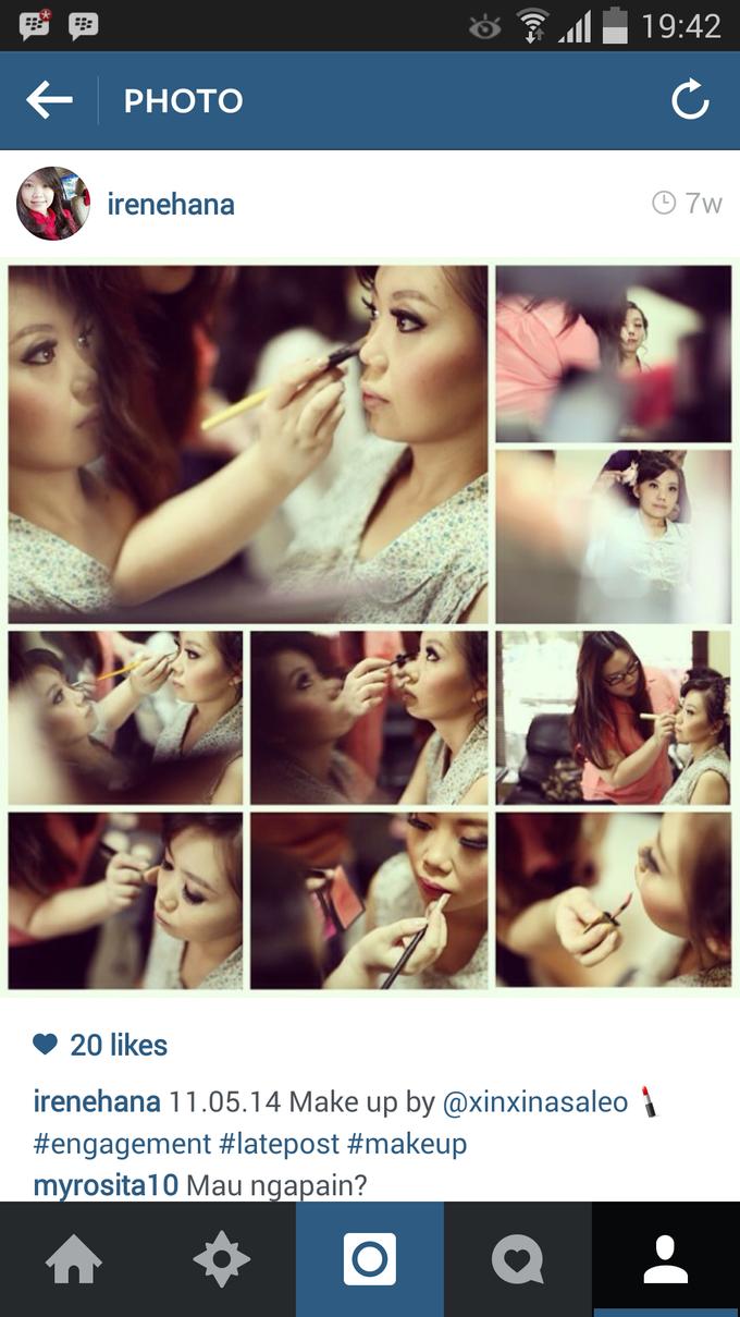 Engagement Makeup by Xinxin Make Up - 010