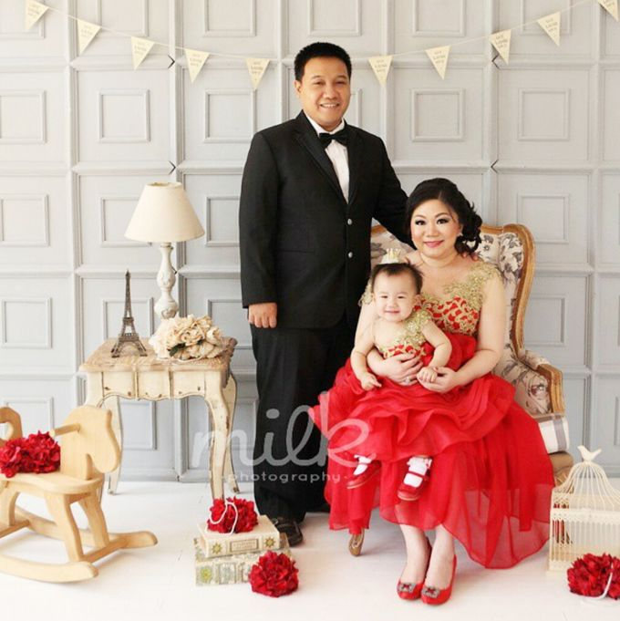 Family Photo by Xinxin Make Up - 011
