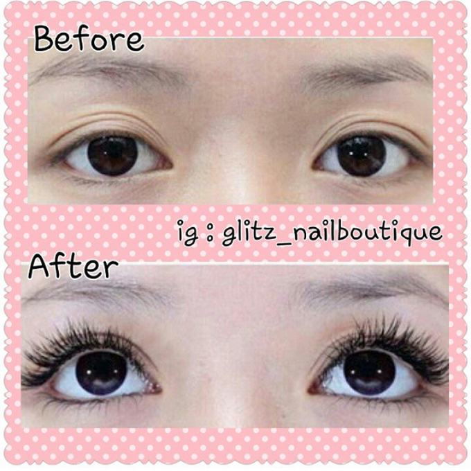 Eyelashes Extension by Brows To Toes - 001