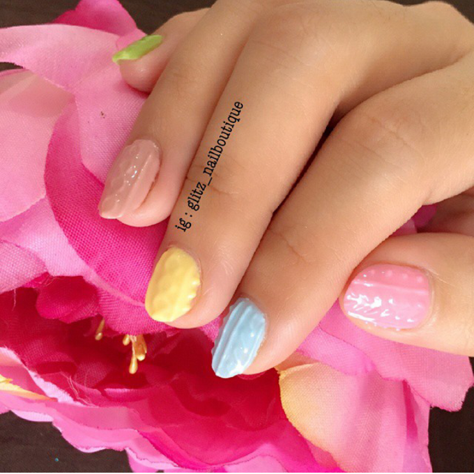 Nail Art Design by Brows To Toes - 006
