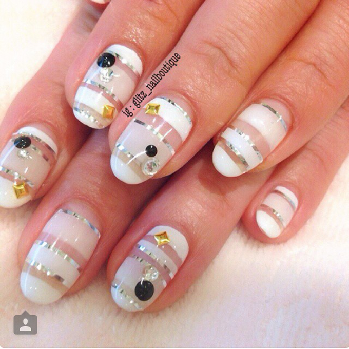 Nail Art Design by Brows To Toes - 008