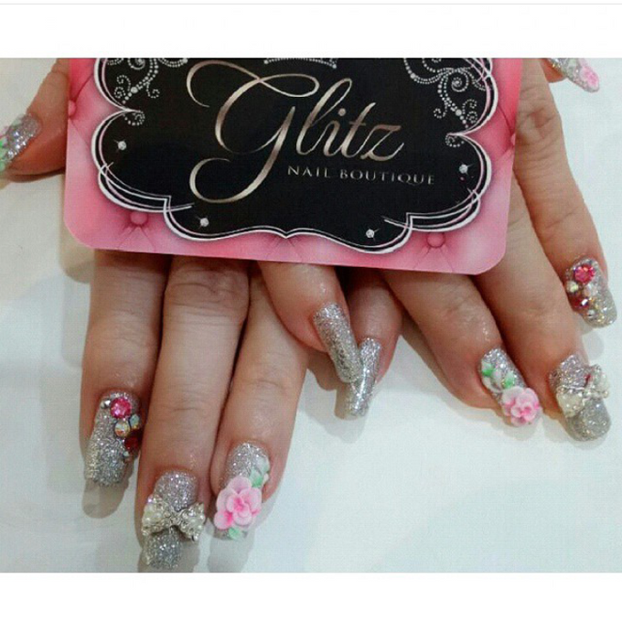 3d nail art by Brows To Toes - 005