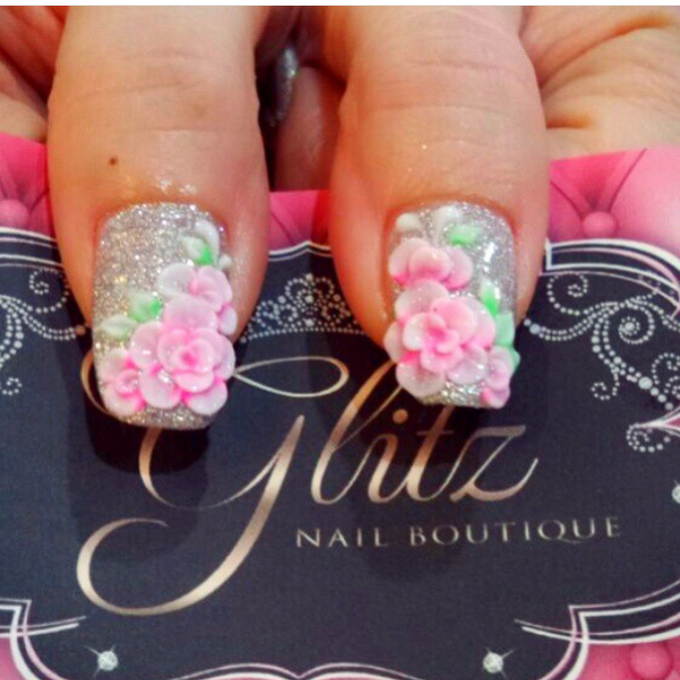 3d nail art by Brows To Toes - 006