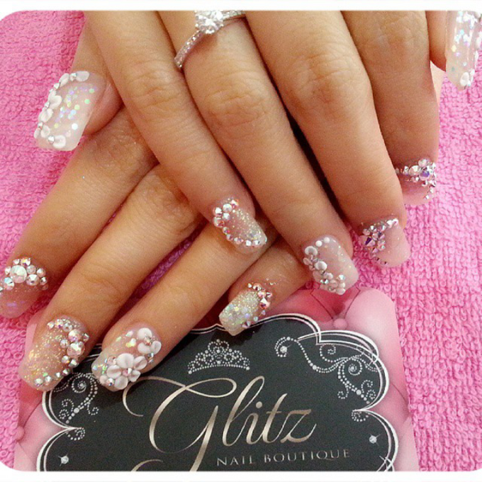 3d nail art by Brows To Toes - 012