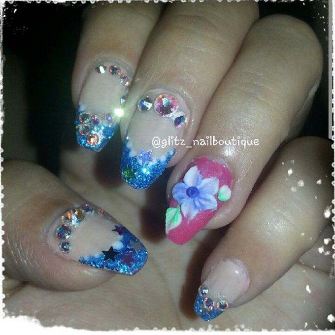 3d nail art by Brows To Toes - 015