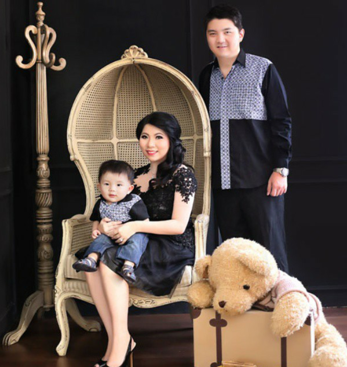 Family Photo by Xinxin Make Up - 004