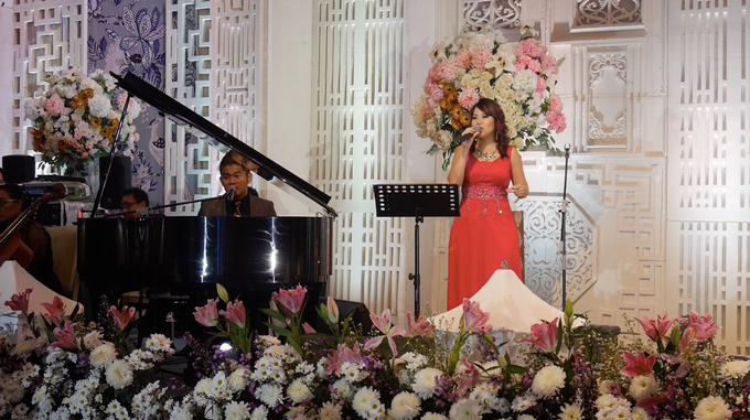 Makassar Grand Wedding of Arif and Ivana at Upper Hills by ShiLi & Adi - 005