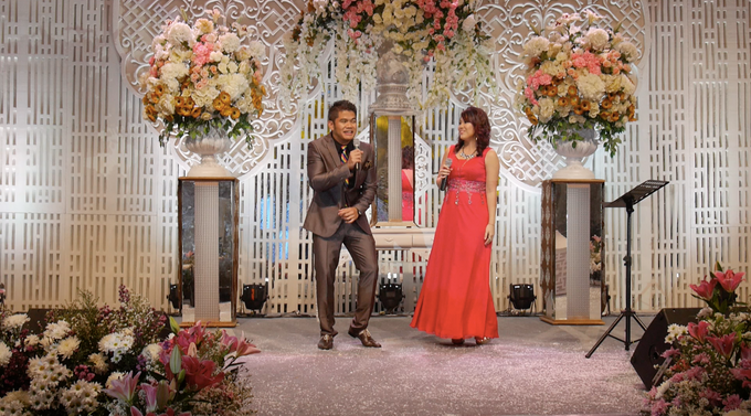Makassar Grand Wedding of Arif and Ivana at Upper Hills by ShiLi & Adi - 006