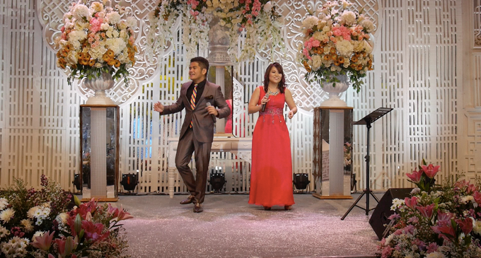 Makassar Grand Wedding of Arif and Ivana at Upper Hills by ShiLi & Adi - 007
