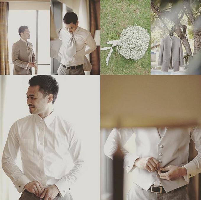 NABILA SYAKIEB & RESHWARA ARGYA RADINAL WEDDING by Philip Formalwear - 002