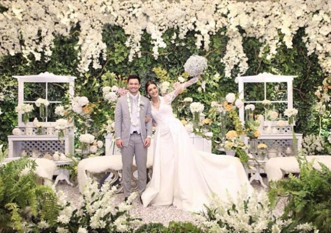 NABILA SYAKIEB & RESHWARA ARGYA RADINAL WEDDING by Philip Formalwear - 004