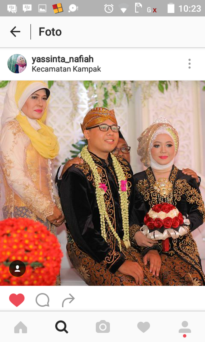 TRIAL WEDDING MAKE UP by Nikma Rosida MUA - 010