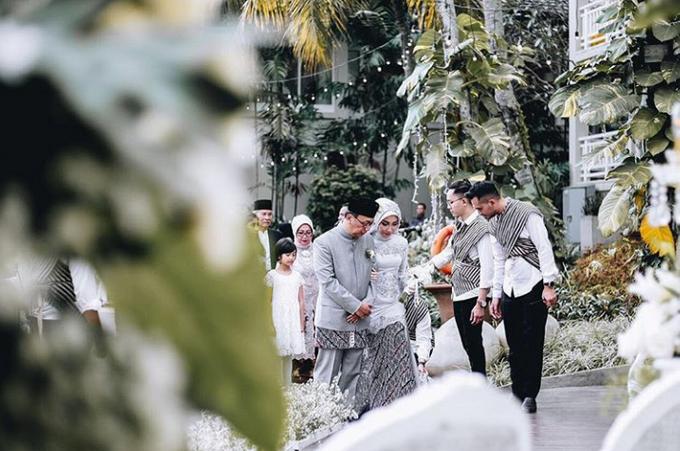 Leike & Yayan Wedding 1 July 2017 by Sheraton Bandung Hotel & Towers - 003