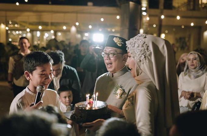 Leike & Yayan Wedding 1 July 2017 by Sheraton Bandung Hotel & Towers - 005