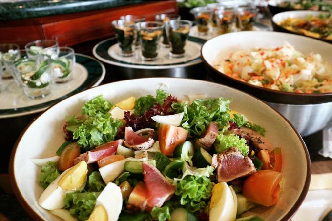 Linjani Restaurant Buffet by Bandara International Hotel Managed by Accorhotels - 009
