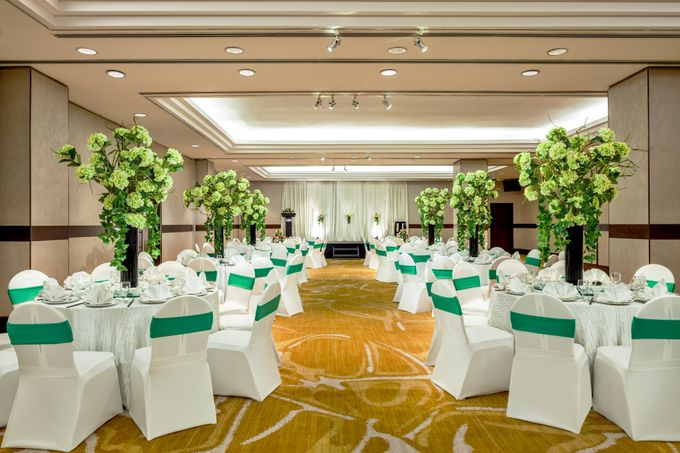 Holiday Inn Singapore Atrium Wedding Themes 2015 & 2016 by Holiday Inn Singapore Atrium - 003