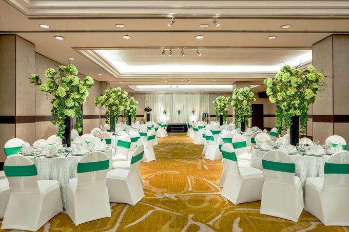 Holiday Inn Singapore Atrium Wedding Themes 2015 & 2016 by Holiday Inn Singapore Atrium - 003
