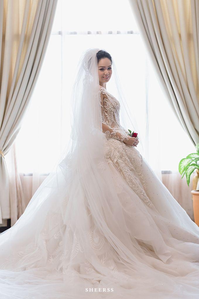 Wedding of Albert & Imelda by Fuchsia Decoration - 002