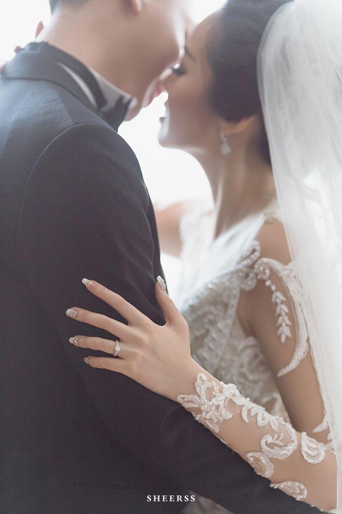 Wedding of Albert & Imelda by Fuchsia Decoration - 004