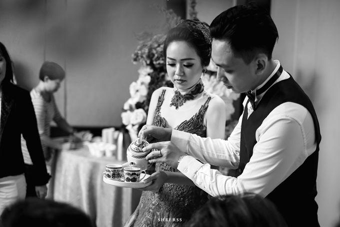 Wedding of Albert & Imelda by Fuchsia Decoration - 005