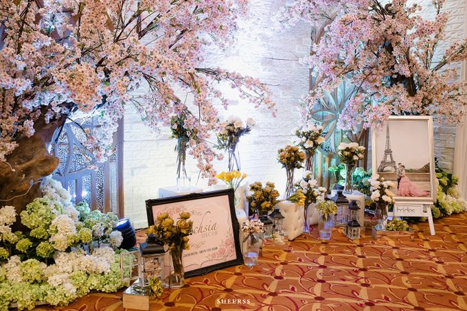 Wedding of Albert & Imelda by Fuchsia Decoration - 007