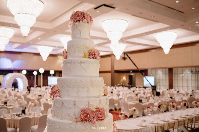 Wedding of Albert & Imelda by Fuchsia Decoration - 009