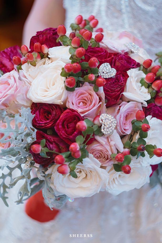 Wedding of Albert & Imelda by Fuchsia Decoration - 012