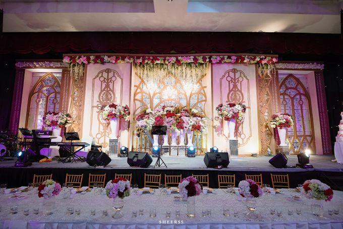 Wedding of Albert & Imelda by Fuchsia Decoration - 013