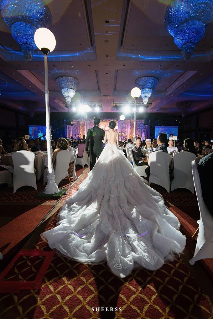 Wedding of Albert & Imelda by Fuchsia Decoration - 017