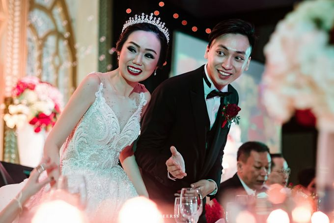 Wedding of Albert & Imelda by Fuchsia Decoration - 018