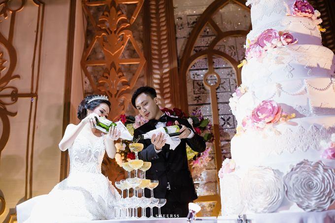 Wedding of Albert & Imelda by Fuchsia Decoration - 020