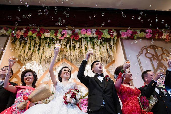 Wedding of Albert & Imelda by Fuchsia Decoration - 021